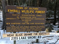 Kimball Wildlife Forest Committee
